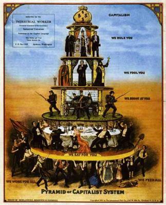 La sociedad del bienestar no es para todos por igual...
